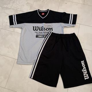 ウィルソン(wilson)のWilson ウィルソン スポーツウェア 上下セット Mサイズ(トレーニング用品)