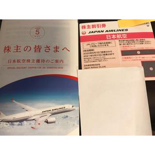 JAL(日本航空) - JAL 株主優待券 2020年