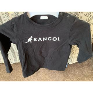 カンゴール(KANGOL)のKANGOL 長袖Tシャツ 90サイズ(Tシャツ/カットソー)