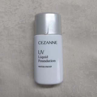 セザンヌケショウヒン(CEZANNE(セザンヌ化粧品))のセザンヌ UV リキッドファンデーション R 20 自然なオークル系(ファンデーション)
