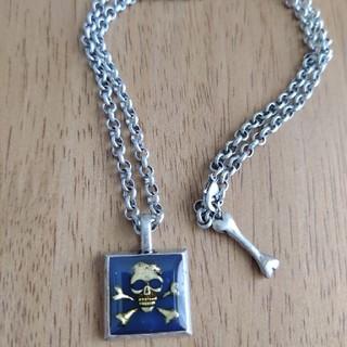 ディズニー(Disney)のパイレーツ・オブ・カリビアン カリブの海賊 ディズニー ネックレス(ネックレス)