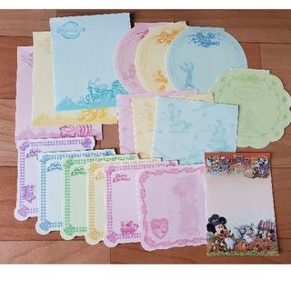 ディズニー(Disney)のディズニー バラメモ 75枚①(キャラクターグッズ)