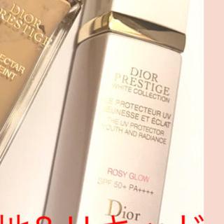 Christian Dior - Dior♡プレステージ下地&リキッドファンデセット