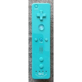 ウィー(Wii)のジャンク WIIリモコンプラス ブルー(家庭用ゲーム機本体)