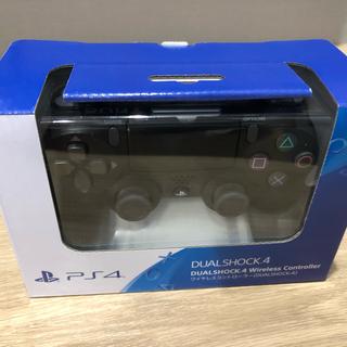 プレイステーション4(PlayStation4)のワイヤレスコントローラー(DUALSHOCK 4)(携帯用ゲーム機本体)