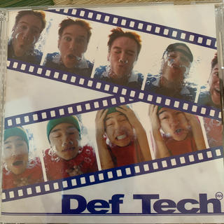 ⭐︎Def Tech⭐︎ 「Def Tech」中古CDアルバム(ヒップホップ/ラップ)