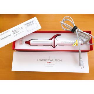 ヘアビューロン2D プラスカール34ミリ(ヘアアイロン)