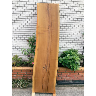 天然朴木天板/テーブル/カウンター材/一枚板(バーテーブル/カウンターテーブル)