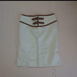 Ralph Lauren - ラルフローレン スカート ホワイト サイズ4