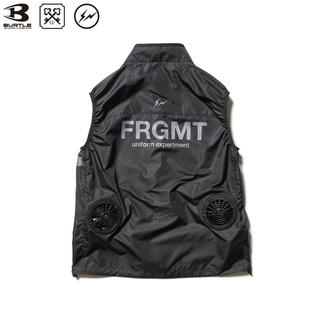 フラグメント(FRAGMENT)のuniform experiment BURTLE AIR CRAFT VEST(ベスト)