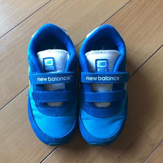 ニューバランス(New Balance)のnew balance スニーカー 15.5センチ(スニーカー)