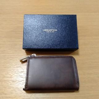 エルゴポック(HERGOPOCH)のHERGOPOCH 06W-FC L字型ミニ財布(コインケース/小銭入れ)