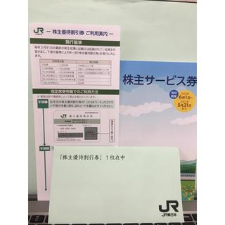 JR - JR東日本 株主優待