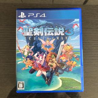 PlayStation4 - 聖剣伝説3 トライアルズ オブ マナ PS4 【早期購入特典コード未使用】