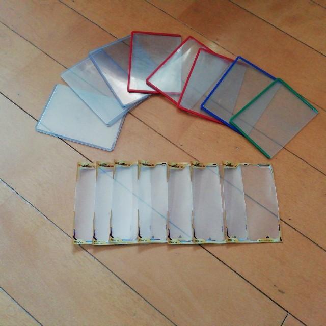 ドラゴンボール(ドラゴンボール)のドラゴンボールヒーローズ、かード、スリーブ、ローダー エンタメ/ホビーのトレーディングカード(カードサプライ/アクセサリ)の商品写真
