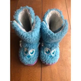 ディズニー(Disney)の子供 シューズ ブーツ  ディズニー サリー ベビードール キッズ 靴(ブーツ)