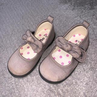 ベベ(BeBe)のBeBe 靴(15㎝)(スニーカー)