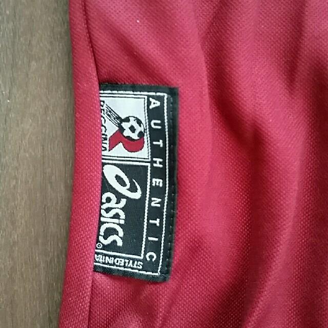 asics(アシックス)のレッジーナ 公式ユニフォーム M asics スポーツ/アウトドアのサッカー/フットサル(ウェア)の商品写真