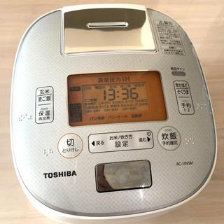 東芝 - TOSHIBA炊飯器RC-10VSM