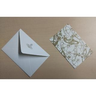ヴィヴィアンウエストウッド(Vivienne Westwood)のヴィヴィアン・ウエストウッド メッセージカード&封筒(その他)