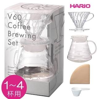 ハリオ(HARIO)のハリオ V60 コーヒーブリューイングセット(コーヒーメーカー)