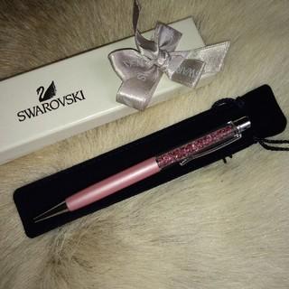 スワロフスキー(SWAROVSKI)のスワロースキーボールペン(ペン/マーカー)