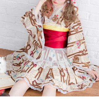 ユメテンボウ(夢展望)のロリィタ 浴衣ドレス セット(甚平/浴衣)