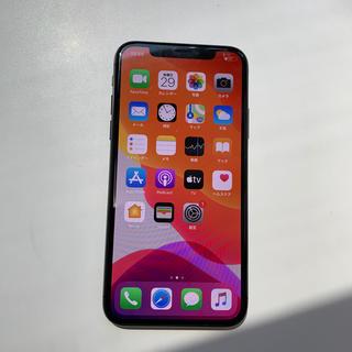 アイフォーン(iPhone)のiPhoneX 64 31700(スマートフォン本体)