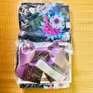 シマムラ(しまむら)の新品 浴衣 4点セット(浴衣)