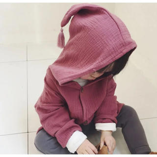 コドモビームス(こどもビームス)の韓国子供服 小人 カーディガン(カーディガン/ボレロ)