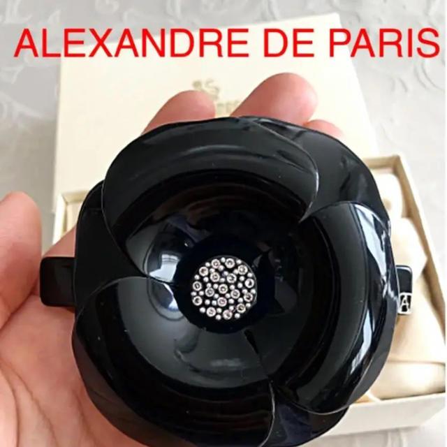 Alexandre de Paris(アレクサンドルドゥパリ)のアレクサンドルドゥパリ バレッタ レディースのヘアアクセサリー(バレッタ/ヘアクリップ)の商品写真