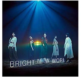 SONY - 新品 Little Glee Monster BRIGHT NEW WORLD