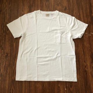 白 Tシャツ Good wear XL(Tシャツ/カットソー(半袖/袖なし))