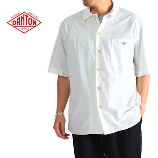 ダントン(DANTON)のDANTON 半袖ワークシャツ(シャツ)