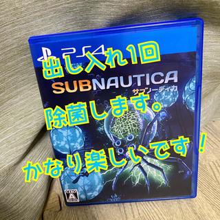 PlayStation4 - サブノーティカ