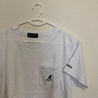カンゴール(KANGOL)のKANGOL(Tシャツ(半袖/袖なし))