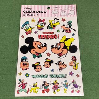 ディズニー(Disney)の256☆ディズニー☆ステッカー(しおり/ステッカー)