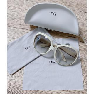 Christian Dior - Dior サングラス ホワイト ディオール 正規品