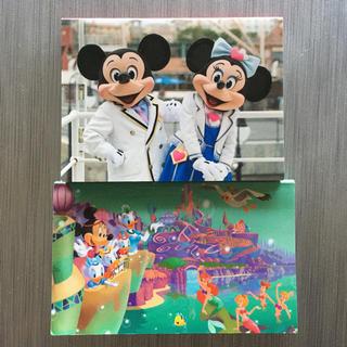 ディズニー(Disney)のミッキー&ミニー、アリエルのメモ帳(ノート/メモ帳/ふせん)