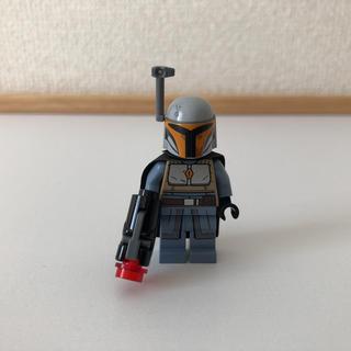 レゴ(Lego)のレゴ(LEGO) スター・ウォーズ マンダロリアン75267 ミニフィグ グレー(SF/ファンタジー/ホラー)