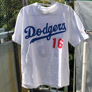 ドジャース 野茂 NOMO Tシャツ M  1995