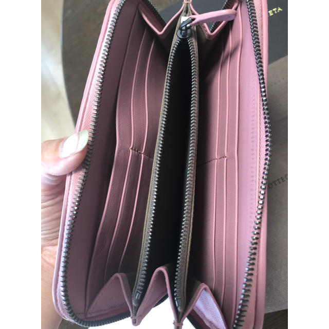 Bottega Veneta(ボッテガヴェネタ)のぺこ1008様専用 ボッテガ 長財布 レディースのファッション小物(財布)の商品写真