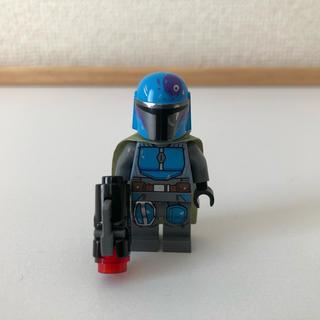 レゴ(Lego)のレゴ(LEGO) スターウォーズ マンダロリアン 75267 ミニフィグ ブルー(SF/ファンタジー/ホラー)