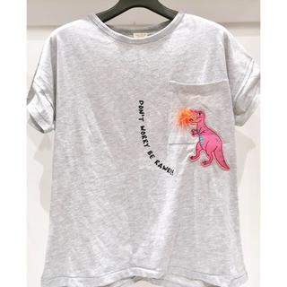 ザラ(ZARA)の【ZARA】新品・タグ付きTシャツ(Tシャツ/カットソー)