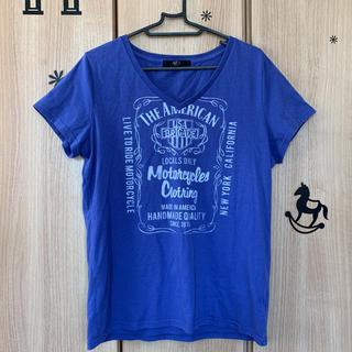 アズールバイマウジー(AZUL by moussy)のLアズールバイマウジー半袖Tシャツ(カットソー(半袖/袖なし))