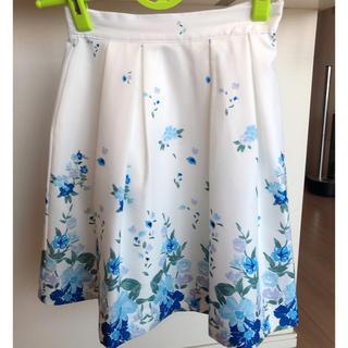 MERCURYDUO - マーキュリードュオ 花柄 スカート