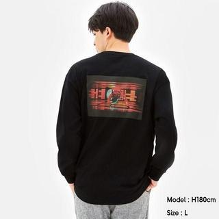ジーユー(GU)の2001年宇宙の旅 ビッグT XL(Tシャツ/カットソー(七分/長袖))