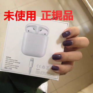 Apple - airpods第二世代イヤホンairpods pro