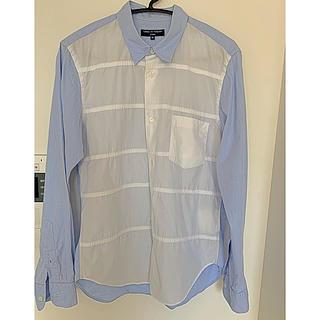 コムデギャルソン(COMME des GARCONS)のコムデギャルソンオム  メンズシャツ(シャツ)