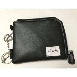 ビームス(BEAMS)のBEAMSハーフジップウォレット(折り財布)